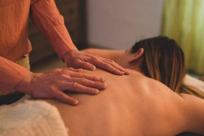 Massage bien-être<br>et sportif